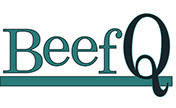 This is the logo of the BeefQ project