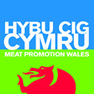 This is the logo of Hybu Cig Cymru / Meat Promotion Wales, a BeefQ project partner